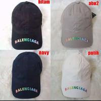 topi baseball import fashion BALENCIAGA logo import