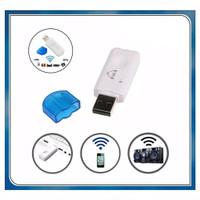 DONGLE USB Bluetooth Receiver CK06 Audio Music tanpa kabel AUX