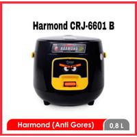 Rice Cooker Cosmos Harmond CRJ-6601 0.8 L Black