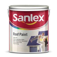 Cat Genteng Sanlex Roof Paint Cat Atap Asbes