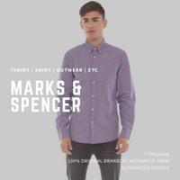 Kemeja Shirt ORIGINAL MARKS & SPENCER Resmi Store