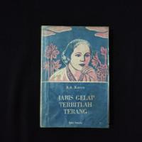 Buku lawas HABIS GELAP TERBITLAH TERANG oleh R. A. KARTINI