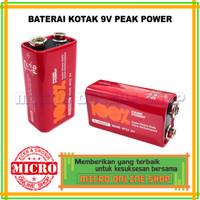 Batre Battery Baterai Kotak 9V 9 Volt