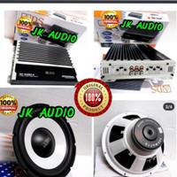 PAKET AUDIO AUDIO MOBIL ADS SUBWOOFER Plus POWER