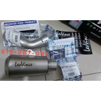 Slip On KAWASAKI (17-18) Z900 LeoVince LV-10 SS Original Italy Baru