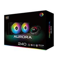XIGMATEK AURORA 240 - AIO Liquid Cooler ARGB LED (Cooler)