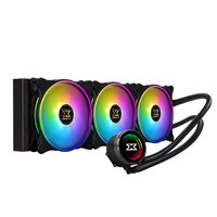 XIGMATEK AURORA 360 - AIO Liquid Cooler ARGB LED (support TR4)
