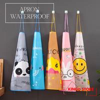 KGS Celemek Masak Cuci Piring Anti Air Minyak   Kingo Store 120
