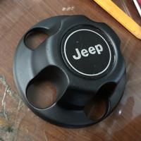 Dop velg jeep sahara cherokee oem original