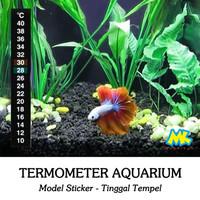 Termometer Aquarium / Digital Thermometer