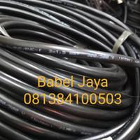 Kabel NYMHY atau NYYHY 3x1.5 mm Serabut Hitam Supreme