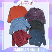 Gummy Baby Cardigan Rajut Basic Bayi Super Premium Pakaian Baju Anak 2