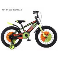 Sepeda Anak BMX 18 Trendy ban jumbo