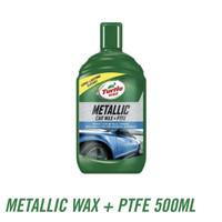 TURTLE WAX - ORIGINAL METALLIC CAR WAX (BONUS PAD APLICATOR)