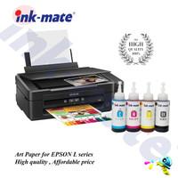 Tinta Art Paper For Epson - Inkmate - L Series 1 Set 4 Warna (CMYK)