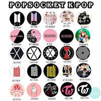 Popsocket Blackpink, BTS, EXO, NCT, Red Velvet, Saranghae dll