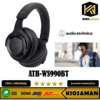Audio Technica ATH-WS990BT Solid Bass Over-Ear Headphone