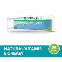 Blackmores natural E cream 50gr