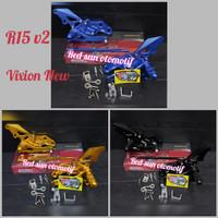 Underbone underbond Footstep Fastbikes Yamaha R15 V2 Vixion New NVL
