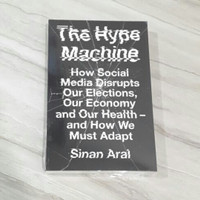 Buku import - The Hyper Machine / UK (Sinan Aral)