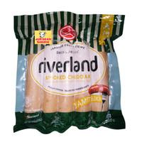 Sosis Riverland Smoked Cheddar