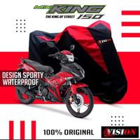 Sarung cover pelindung Motor Yamaha MX King 150 semua tahun