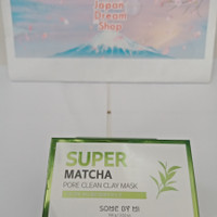 SOME BY MI SUPER MATCHA CLAY MASK