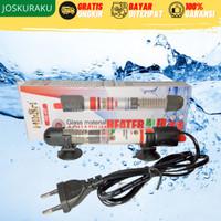 Heater Aquarium Hikari Penghangat Air 25 Watt