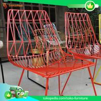 Furniture Besi, Kursi Besi, Kursi, Meja Besi, FB-228