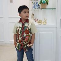 Ciara - Addis Boy Shirt / Kemeja Batik Anak Laki-Laki
