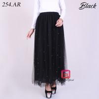 Rok Tutu - Pearls Skirt - Rok Mutiara Tile Balet Wanita Premium Import