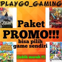 GAME NINTENDO SWITCH TERMURAH PAKET PROMO !! (DIGITAL) - PRIMARY