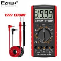 EZREN DT-9205A Multimeter Avometer Multitester Digital DC AC Diode TR