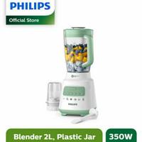 Philips Blender Plastik HR 2221 Pro Blend 2 liter HR2221 350watt