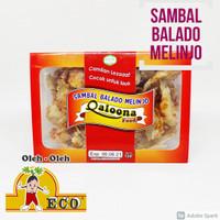 Sambal Balado Melinjo Emping Balado spesial Qaloona