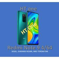 Xiaomi Redmi Note 9 4/64 RAM 4GB ROM 64GB GARANSI RESMI XIAOMI