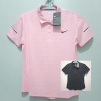 kaos polo / kaos kerah / baju polo / polo shirt wanita olahraga Gym