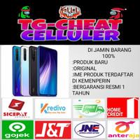 xiami note 8 6/128 gb garansi resmi indonesia