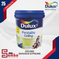 DULUX PENTALITE CEILING 25 KG / CAT PLAFON / CAT GYPSUM