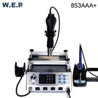 WEP 853AAA+ Program Controlled BGA Rework Station Automatic Preheating