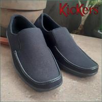 Sepatu Casual Pria Model Slip on Kanvas Murah 01KN Arnas Shoes