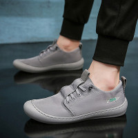 Techdoo Sepatu Pria Casual Running Shoes Sepatu Fashion Lentur MC102