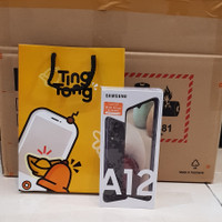 Samsung Galaxy A12 4/128 SM-A125F Garansi Resmi Samsung SEIN