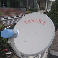 Antena parabola mini ninmedia tanpa iuran bulanan