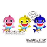 Balon Foil Baby Shark / Balon Foil Baby Sharks / Balon Baby Shark