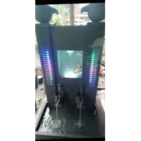 Air Mancur Aquarium Kaca