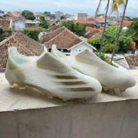 Sepatu Bola Adidas X Ghosted+ White