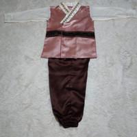 hanbok anak laki laki baju adat tradisional korea jan003