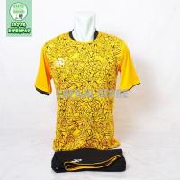 Stelan Baju Futsal Specs Jersey Bola Specs Yellow Black Baju Bola