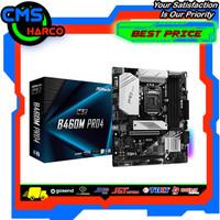 ASROCK B460M PRO4 (LGA1200, DDR4, SATA3, USB3, V, S, L)